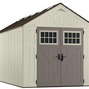 Suncast 8-ft x 16-ft Tremont Gable Storage Shed