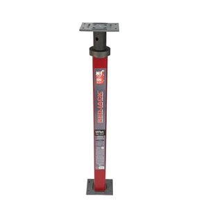 USP Type 2 Light Duty 92-in to 96-in Adjustable Height Support Jack Post