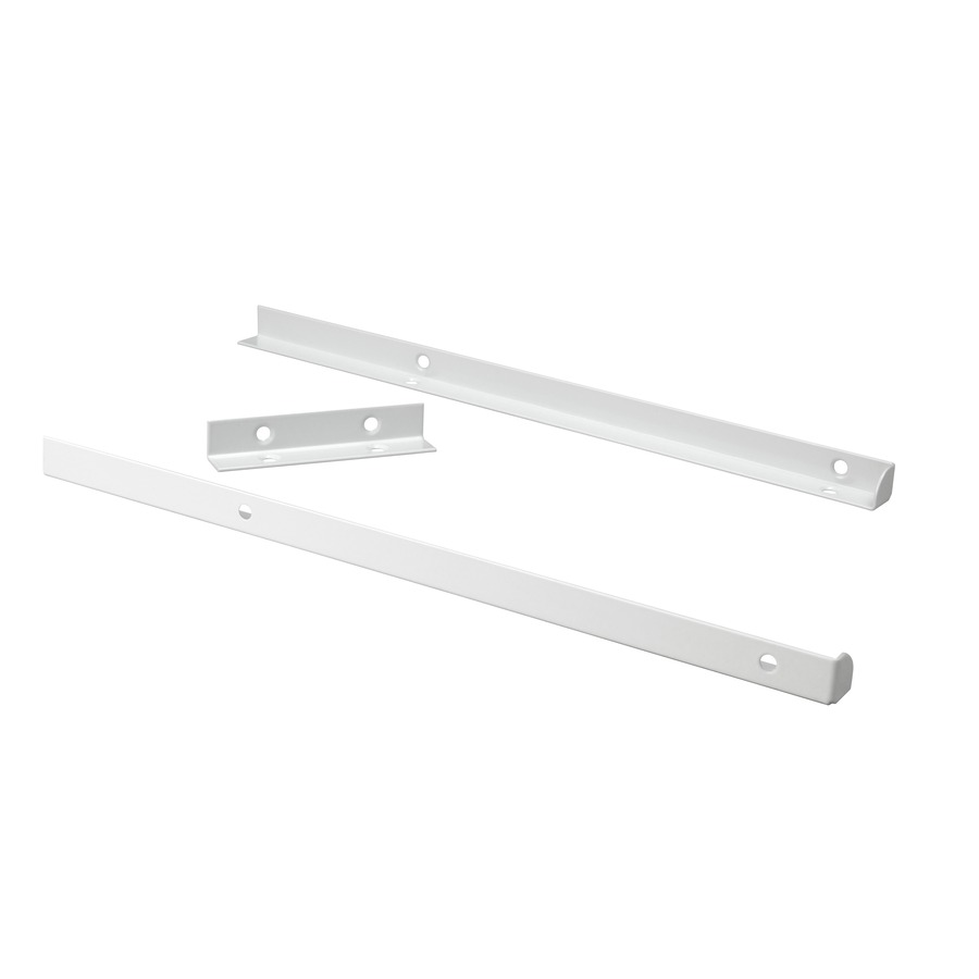 Closetmaid Suitesymphony Pure White Shelf Supports Lowe S Canada