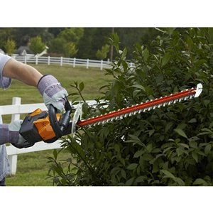 WORX 56-Volt 24-in Dual Cordless Hedge Trimmer
