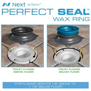 Danco Perfect Seal Wax Toilet Ring Lowe S Canada