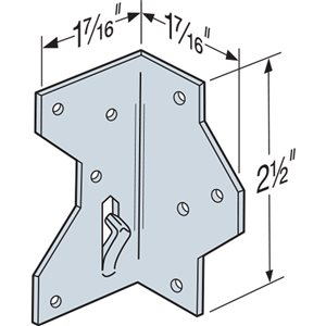 Simpson Strong-Tie Framing Angle