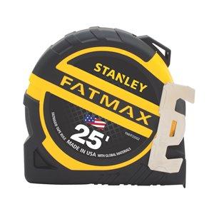 Stanley 25-ft Steel Tape Measure