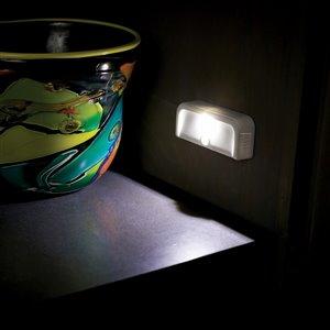 Mr Beams White Led Night Light with Motion Sensor Auto On/Off