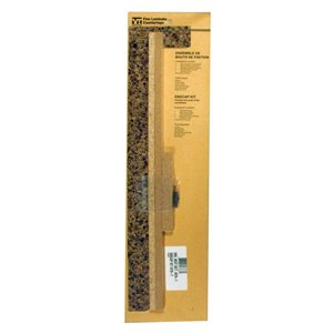 VTI Fine Laminate Countertops Henna Vesta Kitchen End Cap Kit