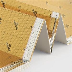 Mohawk Mohawk Gold 100 Sq Ft Premium Laminate Underlayment