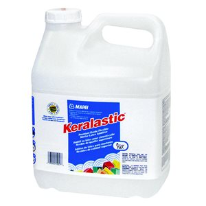 MAPEI Keralastic 7.57 L Premium Grade Flexible Mortar Latex Additive