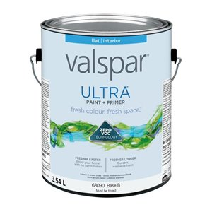 Valspar Ultra Interior Paint and Primer