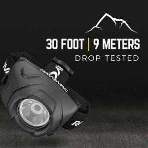 Rayovac 300 Lumen Virtually Indestructible 3 AAA LED Headlight