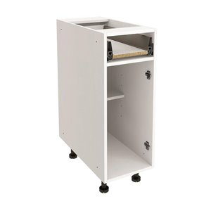 Nimble by Diamond 12-in x 30-in White Standing Base