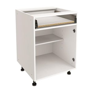 Nimble by Diamond 24-in x 30-in White Standing Base