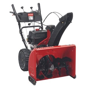CRAFTSMAN 26-in Two Stage 243-cc Snow Blower