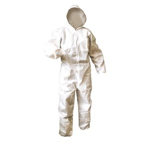 Safety Works One-Size-Fits-All Safety Coveralls