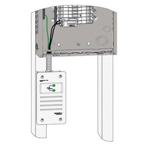 Square D 1-in Surge Protection Device