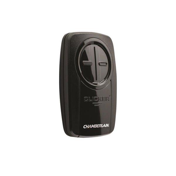 Chamberlain Universal Garage Door Remote Black Lowe S Canada