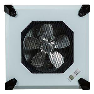 Dimplex 18-in x 7.125-in Rch 5000-Watt 240-Volt Forced Air Heater