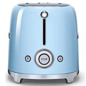 SMEG 2-Slice Pastel Blue Toaster