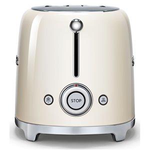 SMEG 2-Slice Cream Toaster
