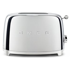SMEG 2-Slice Chrome Toaster