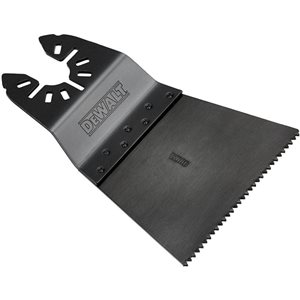 DEWALT Wide Oscillating Fastcut Wood Blade