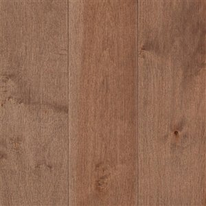 Mohawk 3/4-in Thick Steel Maple Solid Hardwood Flooring (5-in Wide x Various Lengths)