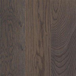 Mohawk Ebony Oak Hardwood Flooring Sample