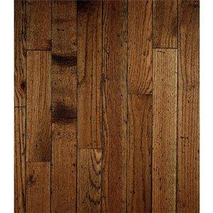 Bruce Ellington Plank 3/4-in Thick Antique Oak Solid Hardwood Flooring (3-1/4-in Wide x Various Lengths)