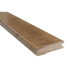 Finium 3.13-in x 78-in Caramel Birch Stair Nose
