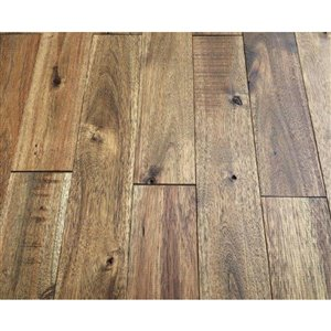 Master's Choice Cambridge Classics 3/4-in Thick Colonial Acacia Solid Hardwood Flooring (3-1/2-in Wide x Various Lengths)