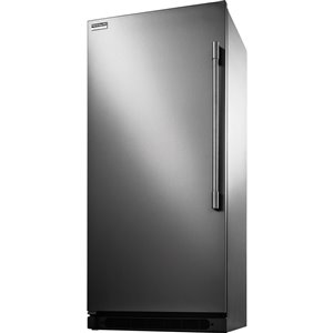 Frigidaire Professional 18.6-cu ft Upright Freezer (Smudge-Proof Stainless Steel)