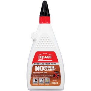 LePage LePage 200ml No More Clamp Glue