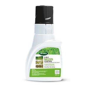 Scotts 16.9-oz Liquid Moss and Algae Control Concentrate Liquid Moss and Algae Control Liquid Moss and Algae Control Concentrate