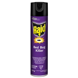 Raid 350g Bed Bug Killer
