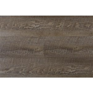 STAINMASTER Driftwood Oak Luxury Vinyl Plank Sample