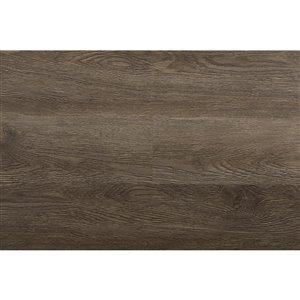 Stainmaster Burnished Oak 5-mm Luxury Vinyl Plank Flooring (6.74-in W x 47.74-in L)