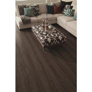 STAINMASTER Washed Ember Oak 5-mm Luxury Vinyl Plank Flooring  (8.74-in W x 59.45-in L)