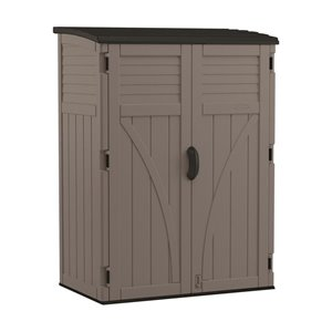 Suncast 5-ft x 3-ft Lean-to Storage Shed