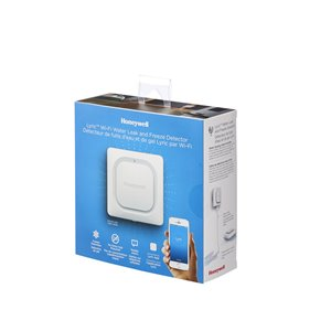 Honeywell White Indoor Flood Sensor