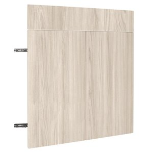 Nimble by Diamond 36-in W x 24-in H x 0.75-in D White Chocolate Base Cabinet Door and Drawer Front
