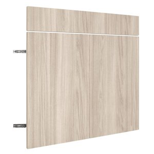 Nimble by Diamond 30-in W x 24-in H x 0.75-in D White Chocolate Base Cabinet Door and Drawer Front