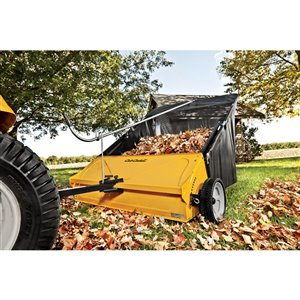 Cub Cadet 44 In Tow Behind Lawn Sweeper Lowe S Canada