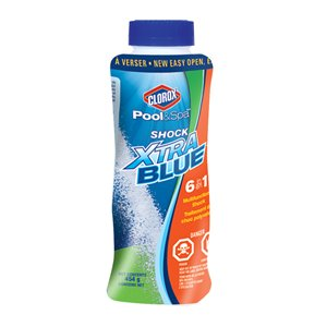 Clorox Pool&Spa 16-oz Shock XtraBlue