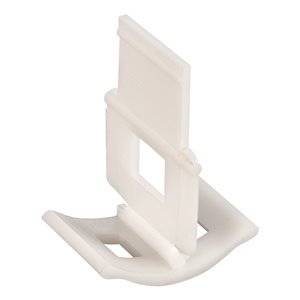 Capitol 300-Pack 3/16-in White Plastic Tile Spacers