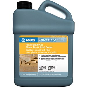 MAPEI Penetrating Plus Stone, Tile, and Grout Sealer