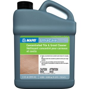 MAPEI Uc Concentrated Tile & Grout Cleaner 946Ml
