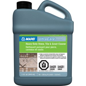 MAPEI Uc Heavy Duty Stone, Tile & Grout Cleaner 946Ml