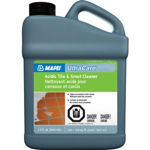 MAPEI Uc Acidic Tile & Grout Cleaner 946Ml