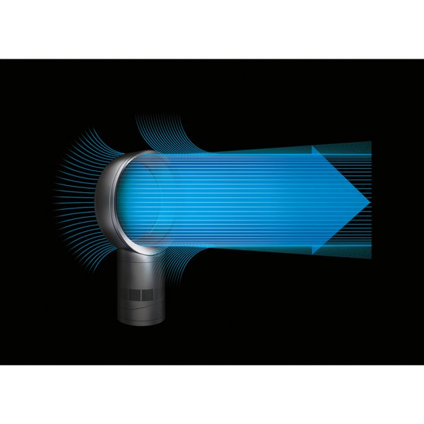 Stupendous Dyson 10 In 10 Speed Indoor Desk Fan Lowes Canada Download Free Architecture Designs Embacsunscenecom