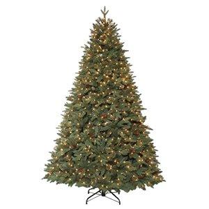 Holiday Living 7.5-ft Hayden Pine Incandescent Tree TG76P5345C01