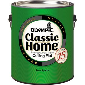 Classic Home Ceiling Flat Interior Latex Paint